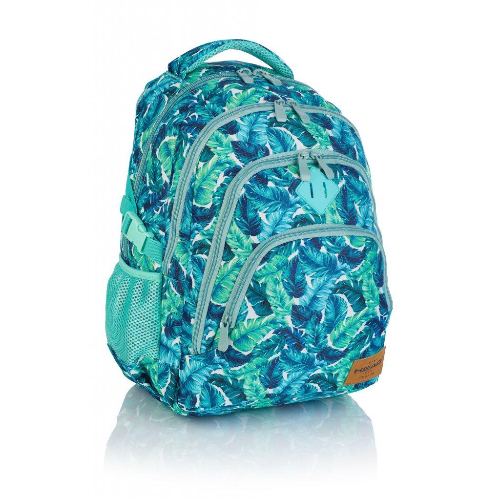 Čtyřkomorový školní batoh HD-289 Head 3