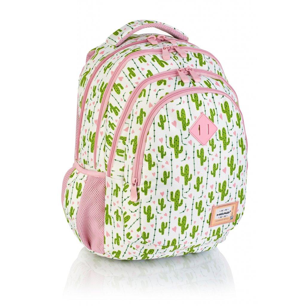 Čtyřkomorový školní batoh HD-307 Head 3