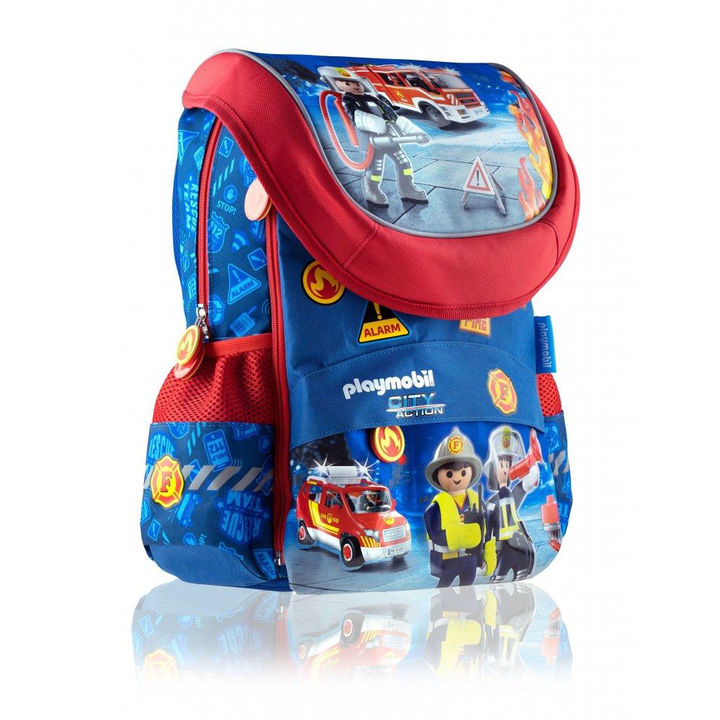 Dětský školní batoh PL-02 Playmobil