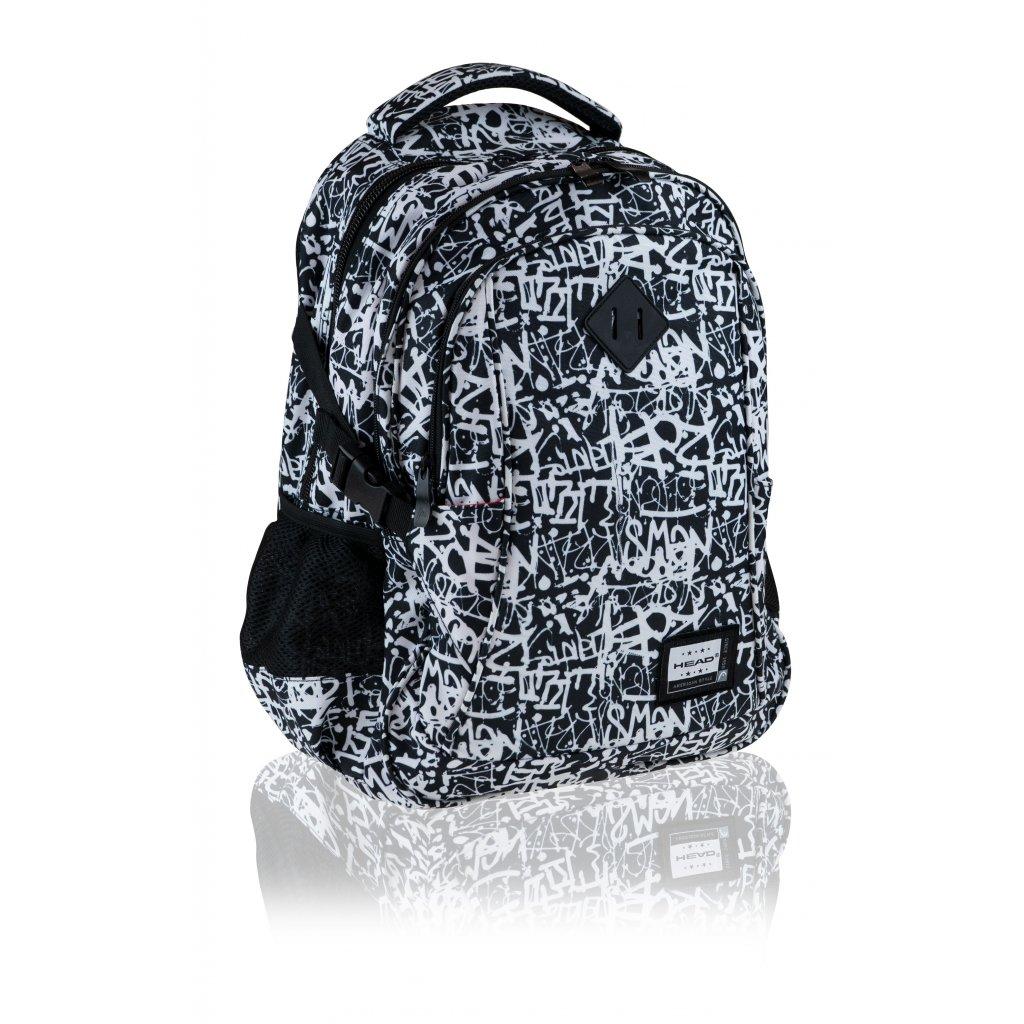 Studentský batoh Grafitti Head 4