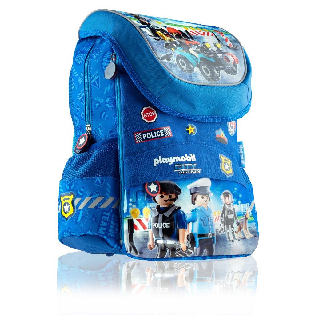 Anatomický školní batoh PL-11 Playmobil