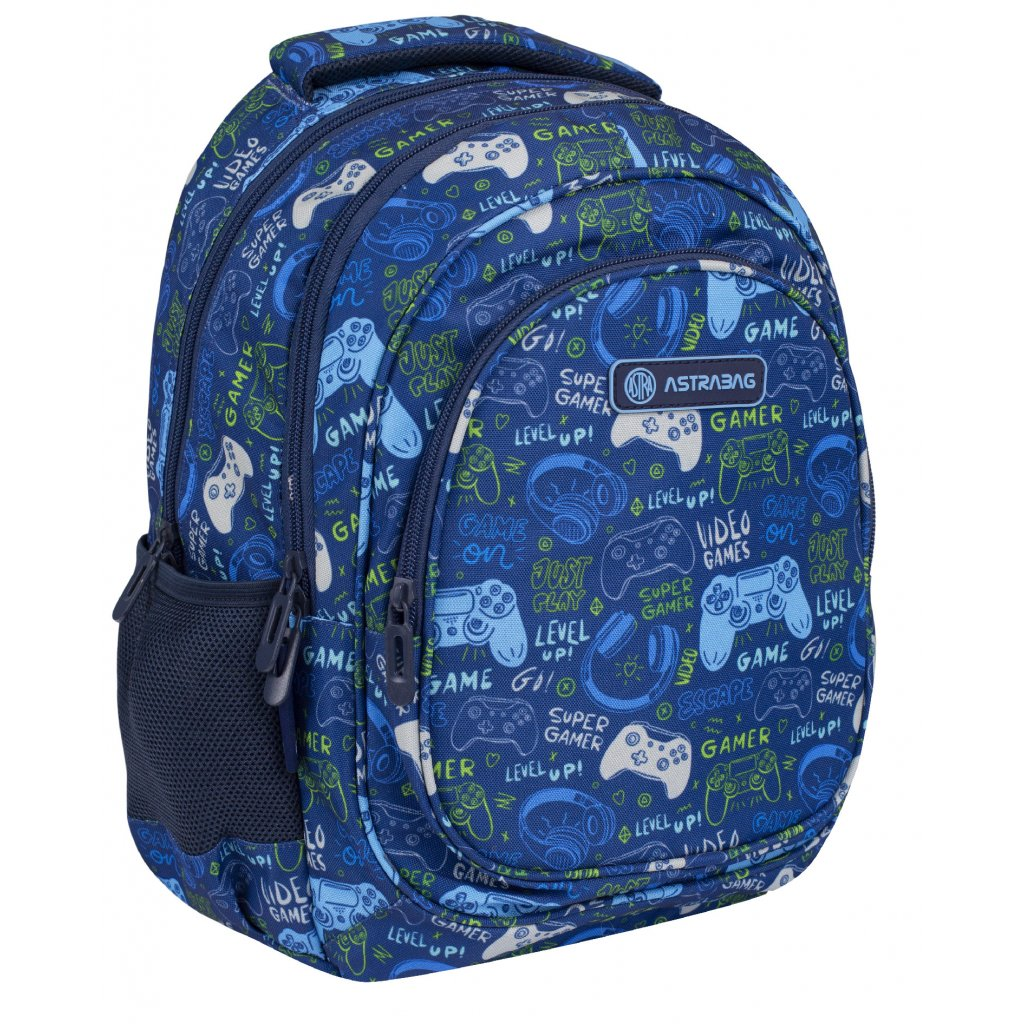 Školní batoh AB330, GAME GO