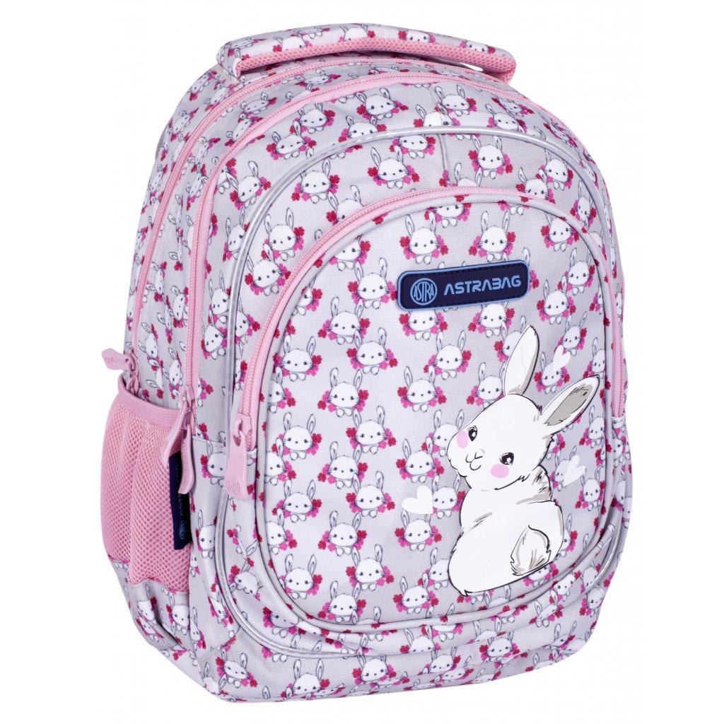 Školní batoh AB330, SWEET BUNNY