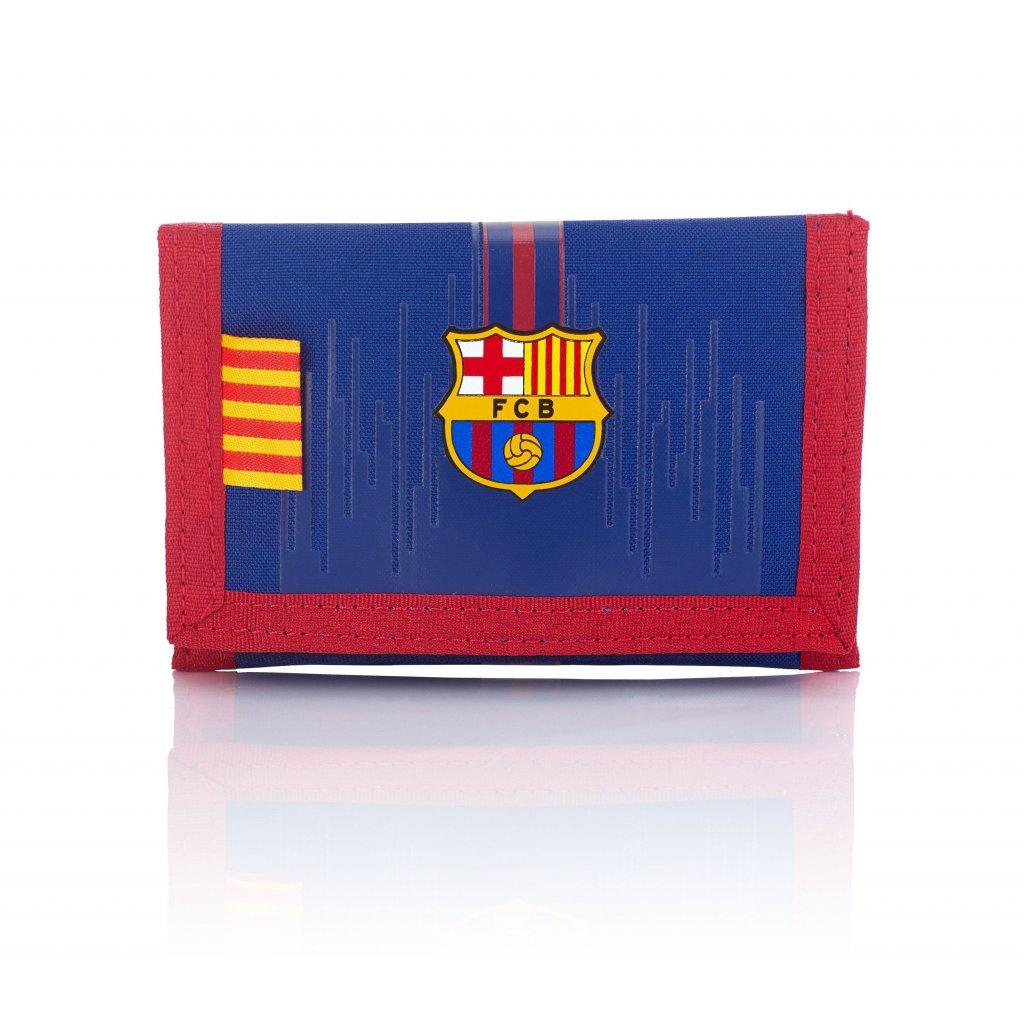 Textilní dětská peněženka FC-229 FC Barcelona Barca Fan 7