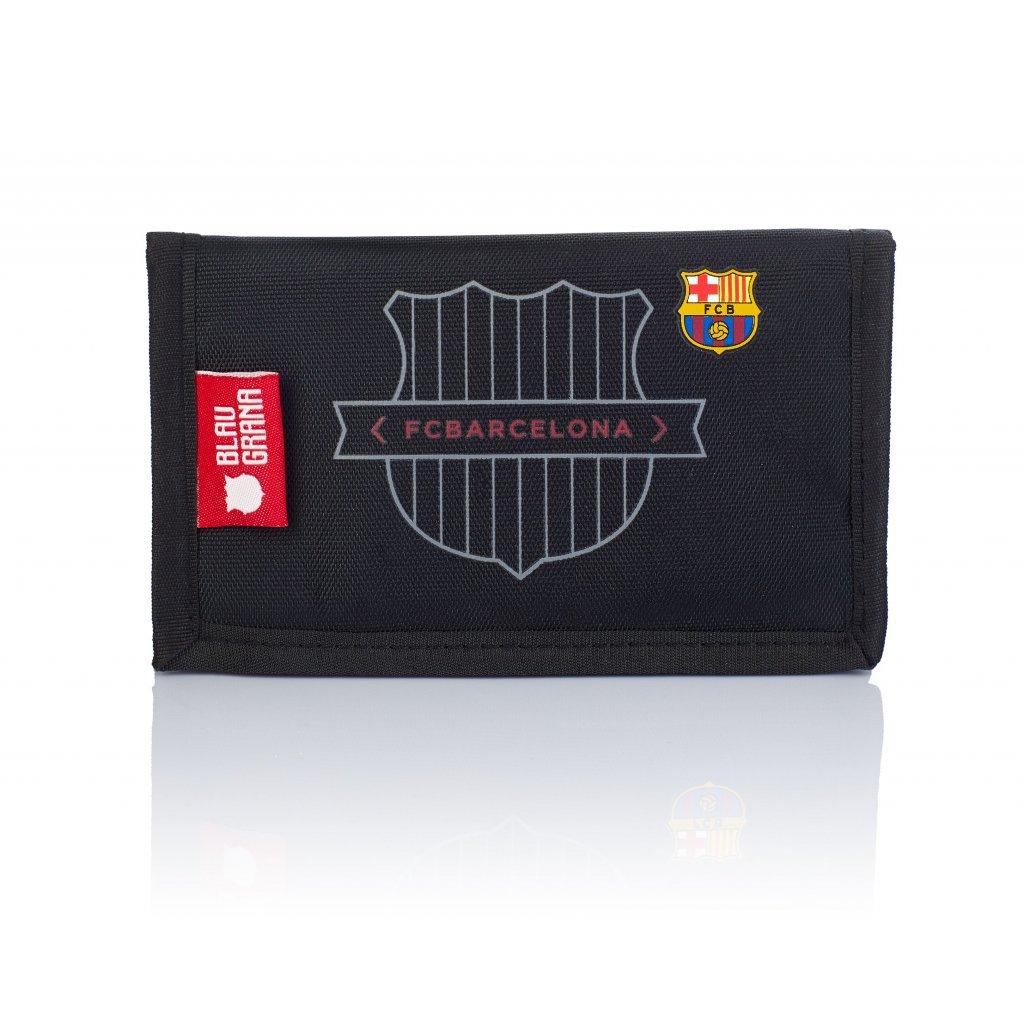 Textilní peněženka FC-245 FC Barcelona BEST TEAM 7