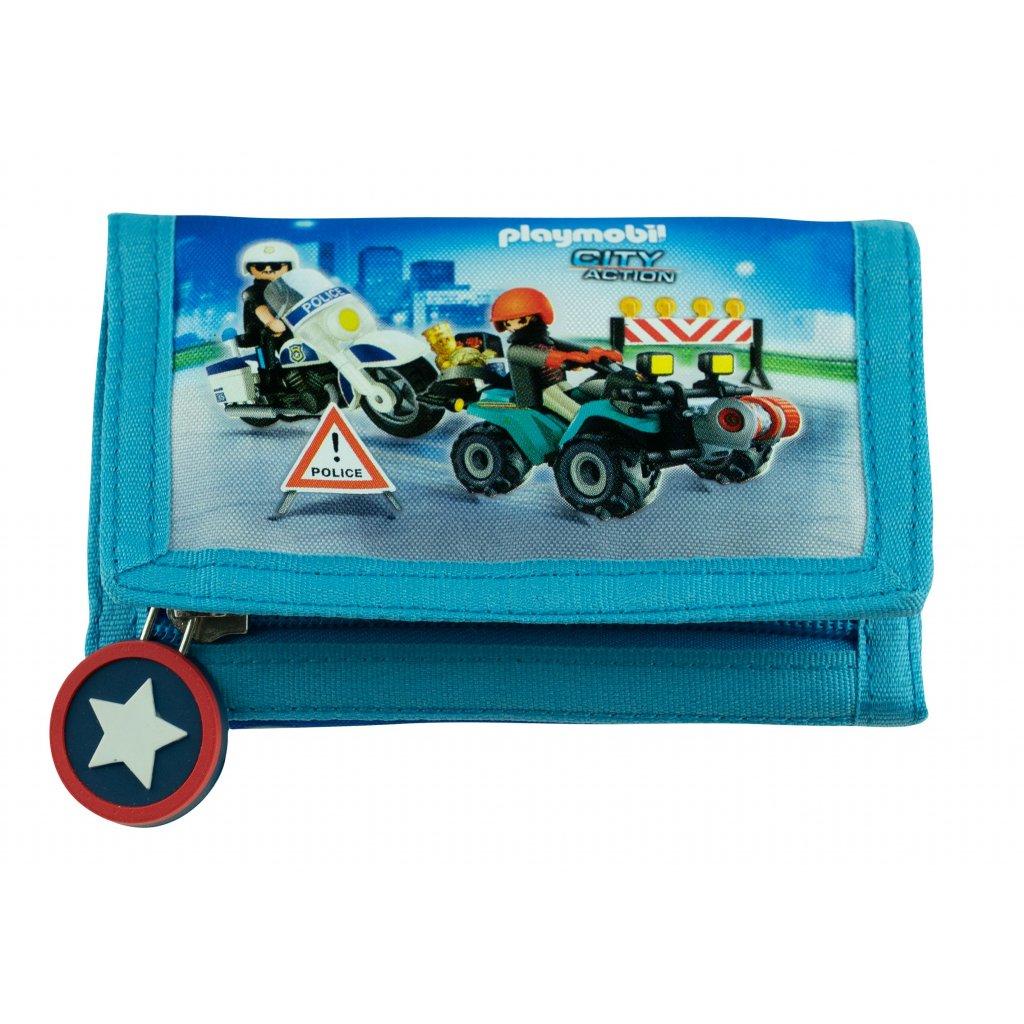 Dětská peněženka PL-14 Playmobil