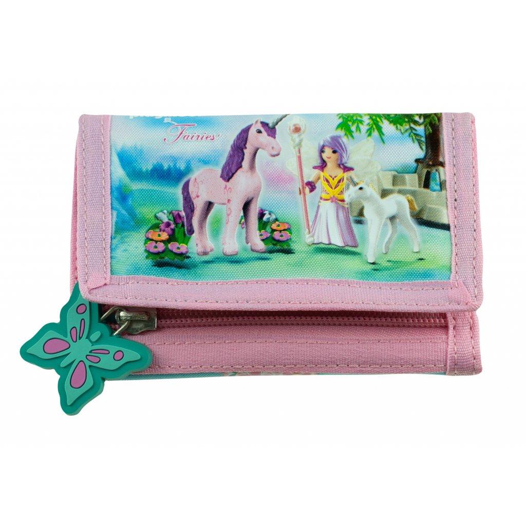 Dětská peněženka PL-20 Playmobil