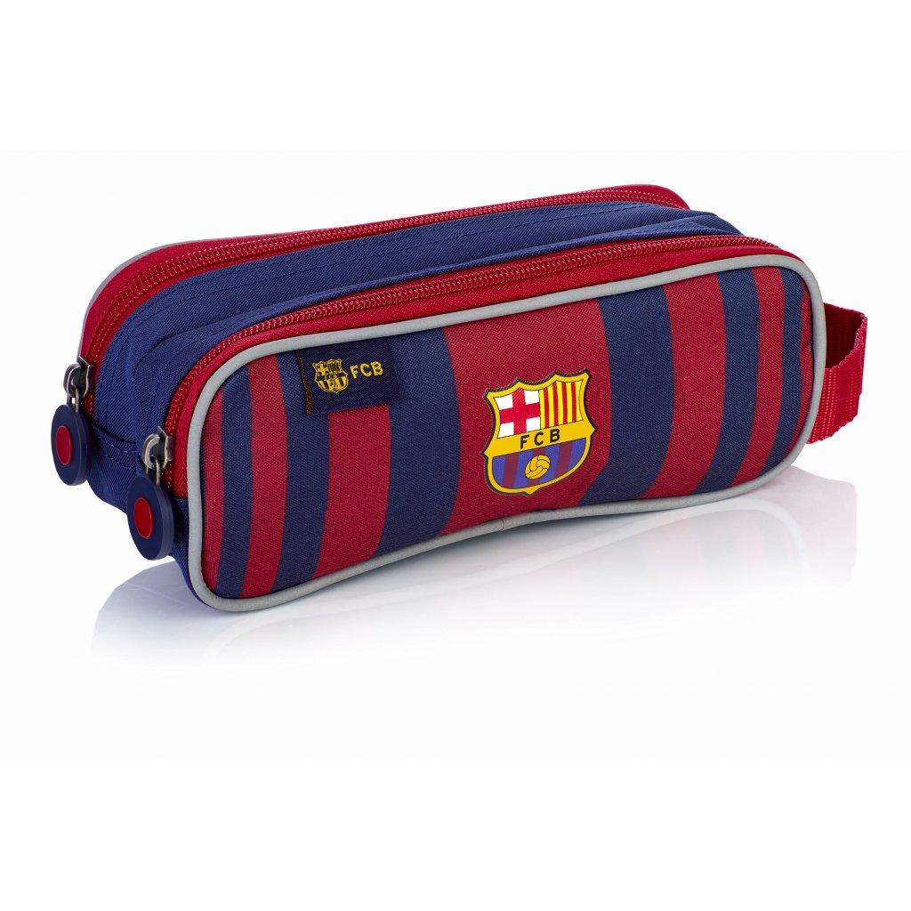 Dvoukomorový penál FC-178 FC Barcelona Barca Fan 6