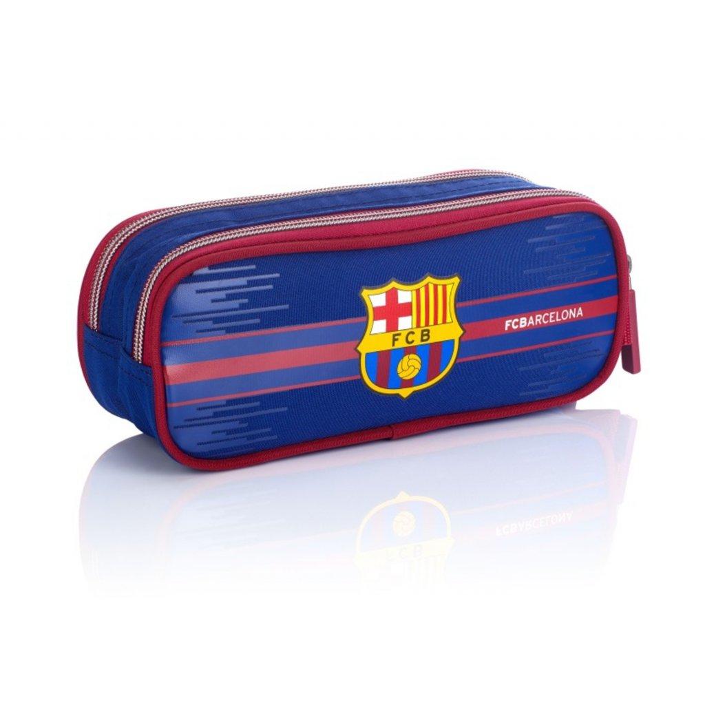 Dvoukomorový penál FC-227 FC Barcelona Barca Fan 7