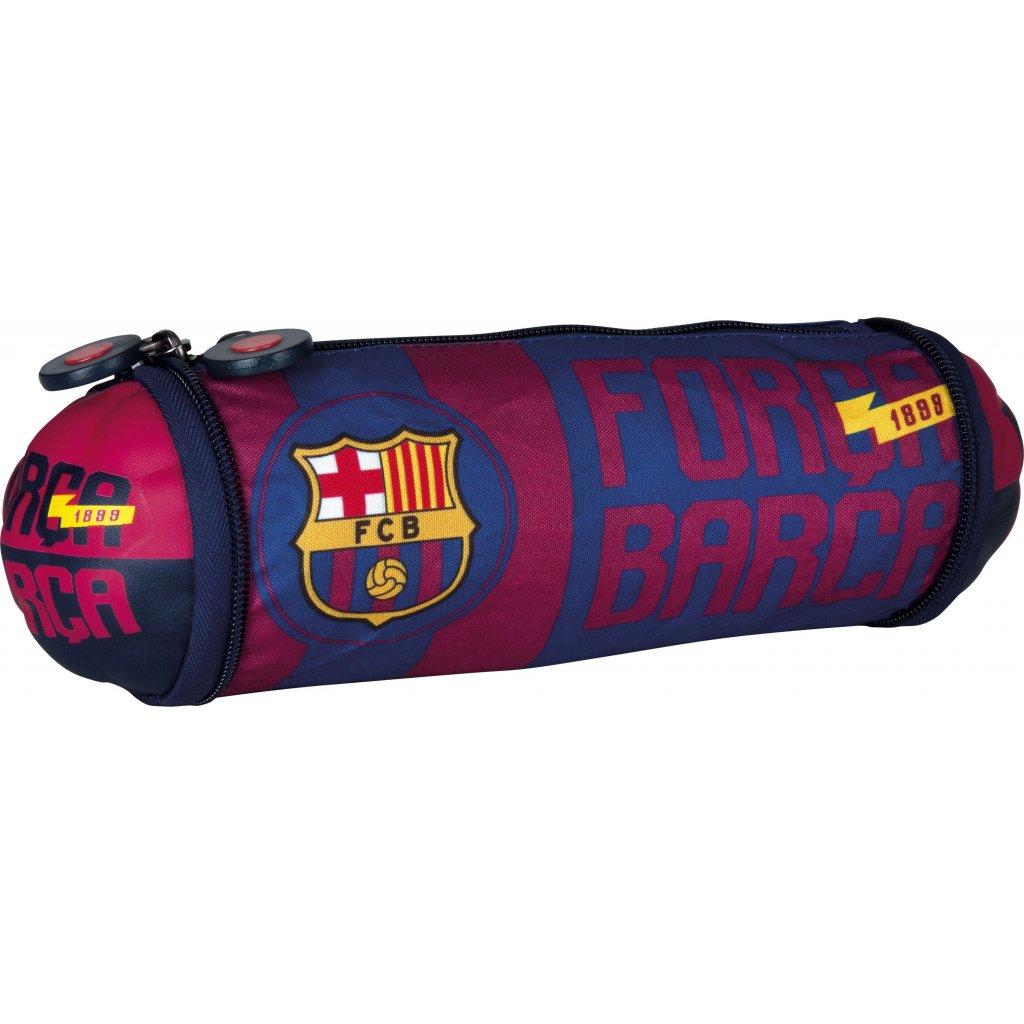 Školní penál fotbalový míč FC-103 FC Barcelona Barca Fan 4