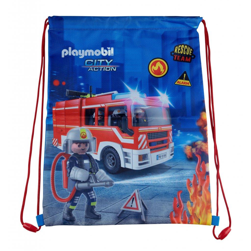 Stahovací vak PL-03 Playmobil Hasič