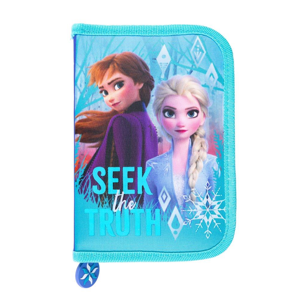Jednopatrový penál Frozen bez vybavení