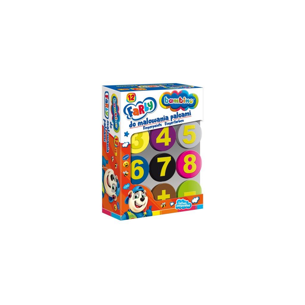 5903235003165 farby do malowania palcami misiek