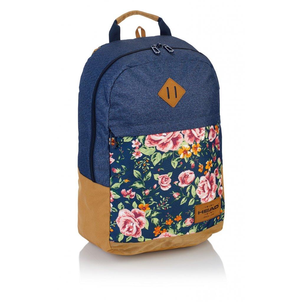 Studentský / volnočasový batoh HD-45 Head 2 Denim Rose