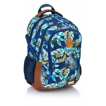 Čtyřkomorový školní batoh HD-105 Head 2