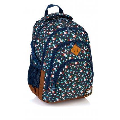 Čtyřkomorový školní batoh HD-111 Head 2