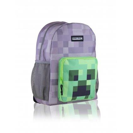Studentský / volnočasový batoh MINECRAFT CREEPER