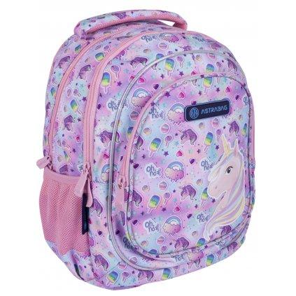 Školní batoh AB330, UNICORN