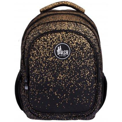 Školní batoh Hash AB300, GOLDEN DUST