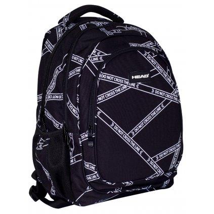 Tříkomorový školní batoh HEAD - DONT CROSS