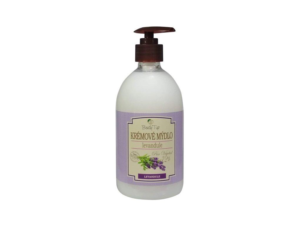 krémové mýdlo 500ml