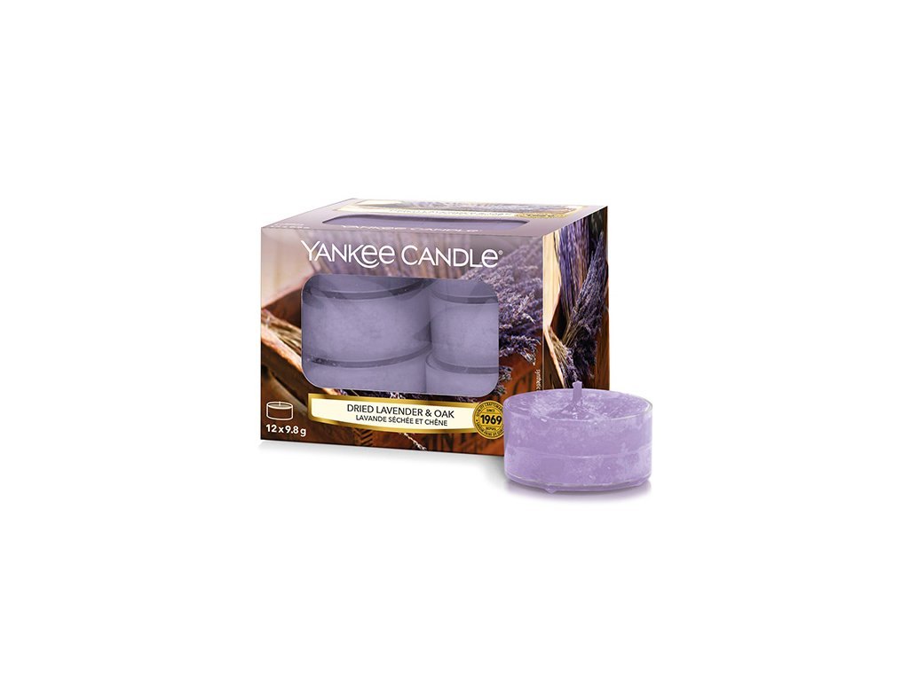 Yankee Candle 552g cajovky