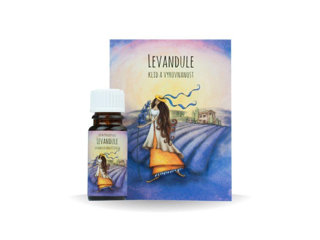 esencialni olej levandule
