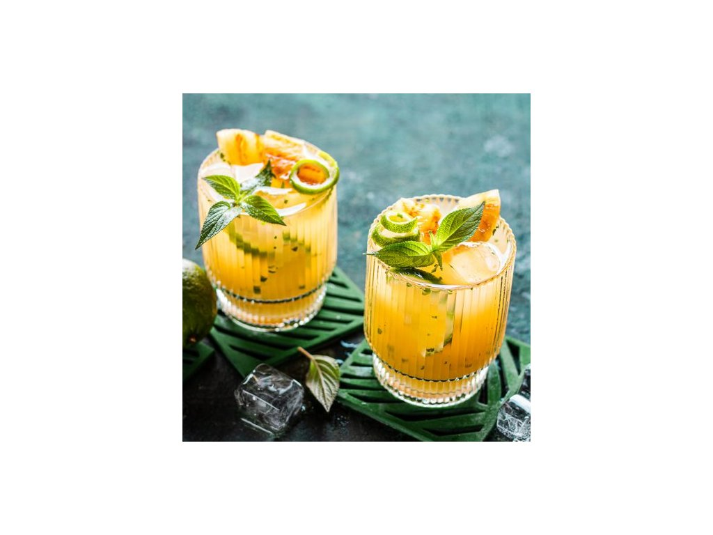 Mentha ananas 4