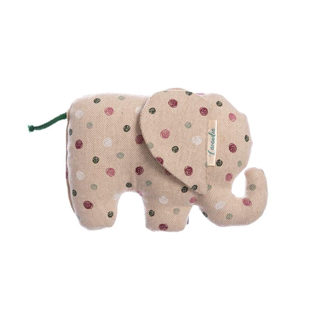 Levandulový vonný slon Standa s BIO levandulí