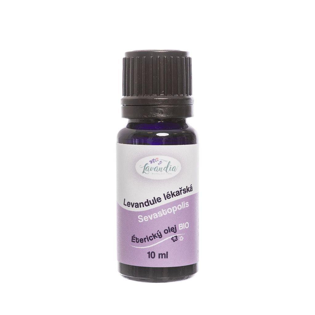 Levandulový olej BIO levandule lékařská