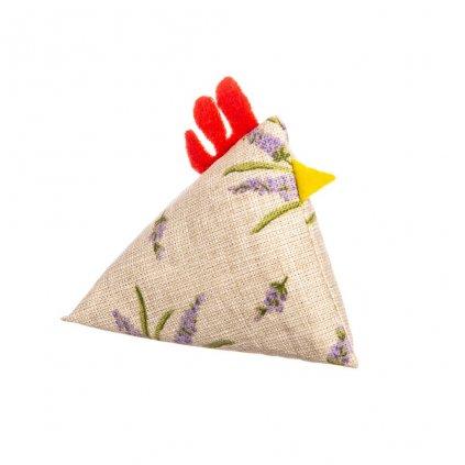Kuřátko Pipi s BIO levandulí