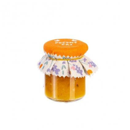 Pěčený čaj pomeranč s levandulí BIO