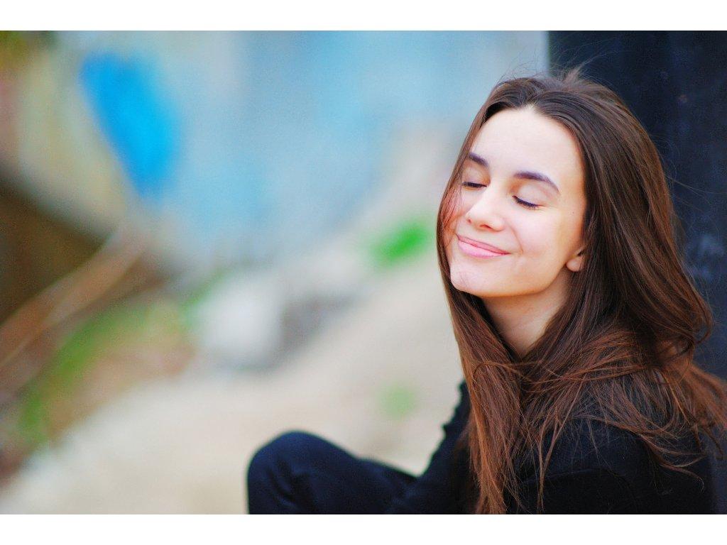 BIO zelený sypaný čaj Chun Mee s BIO Levandulí Chodouňskou