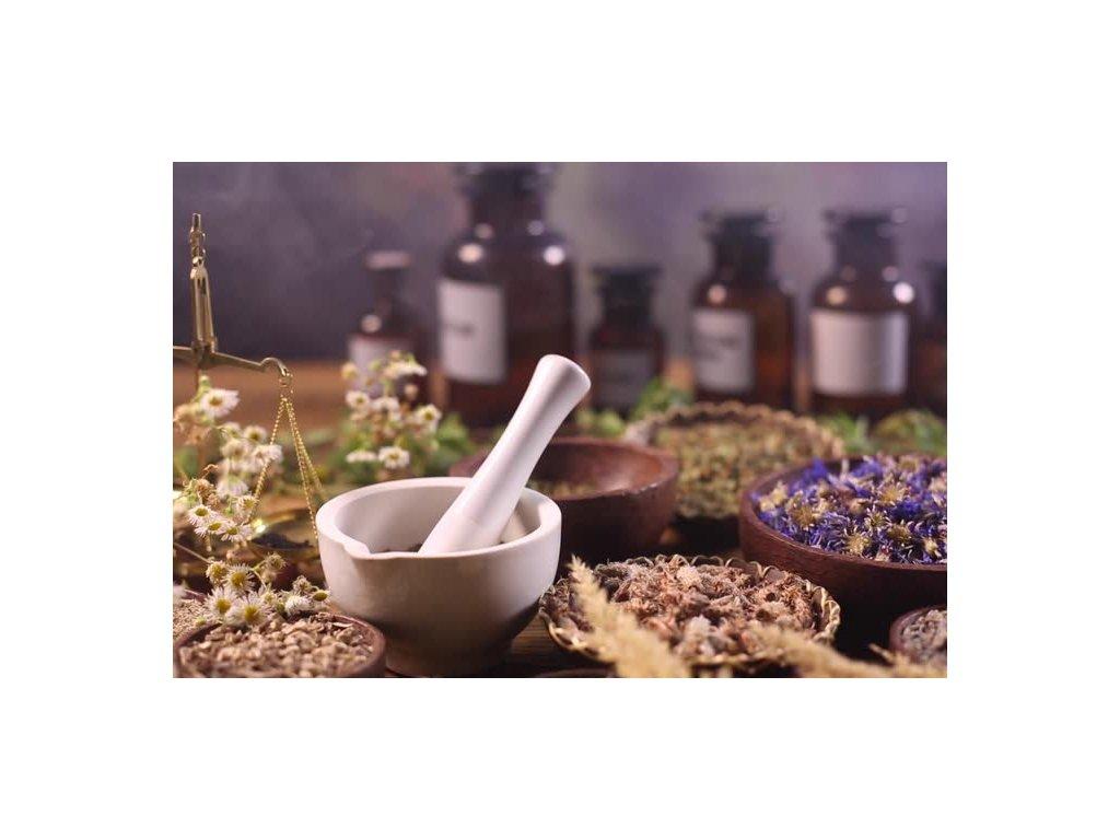 BIO levandulový workshop - vlastní tvorba krému v Levandulovém údolí
