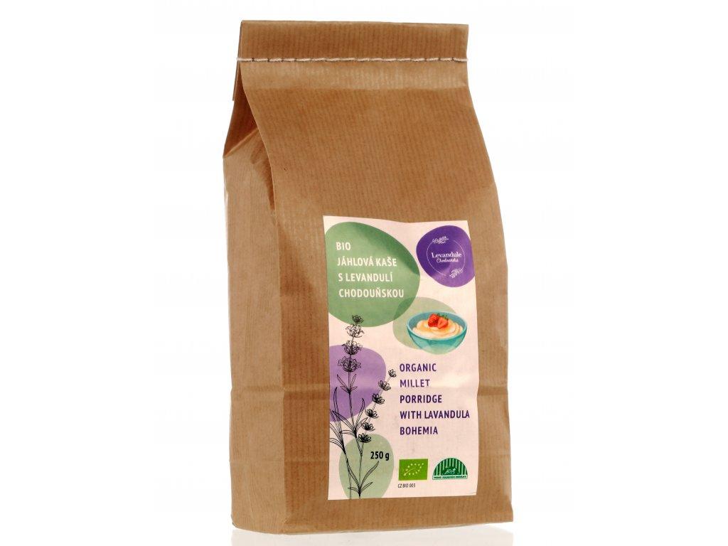 Andělský dárek s BIO Levandulí Chodouňskou