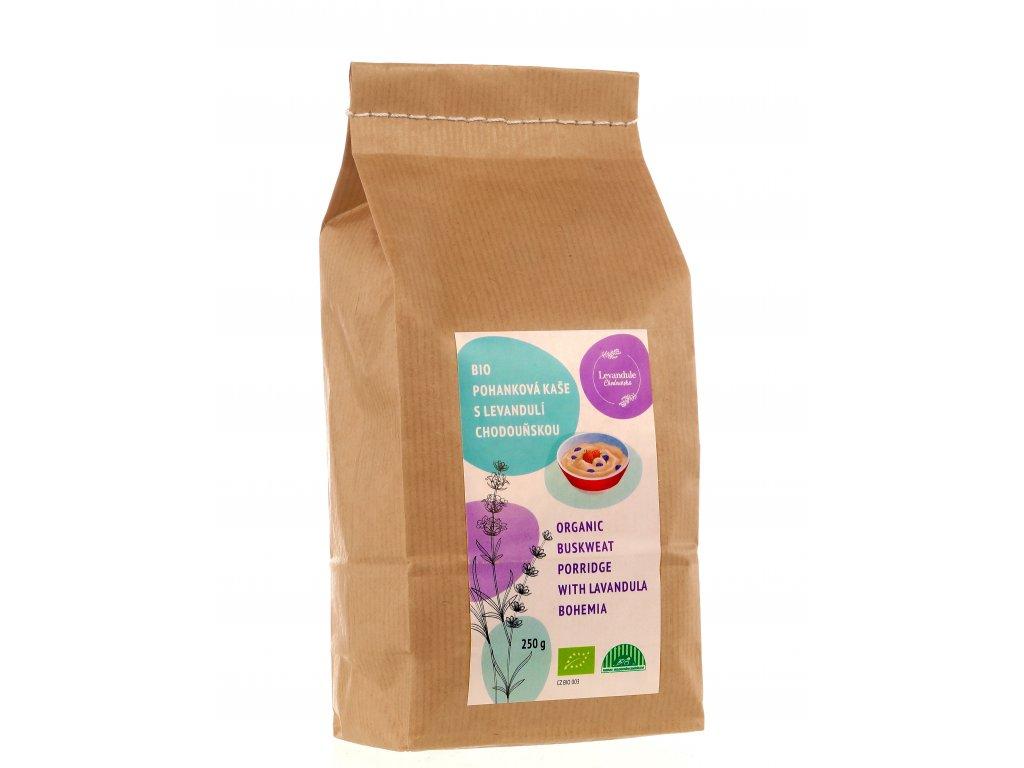 Balíček s BIO Levandulovou mořskou solí pro pestré Velikonoční menu