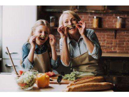 BIO Vitafruit sypaný čaj s 9 vitamíny a s BIO Levandulí Chodouňskou