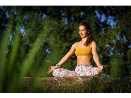 Hormonální jóga v Levandulovém údolí