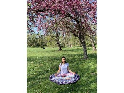 Léčebný workshop tancem s Janou Bagarovou