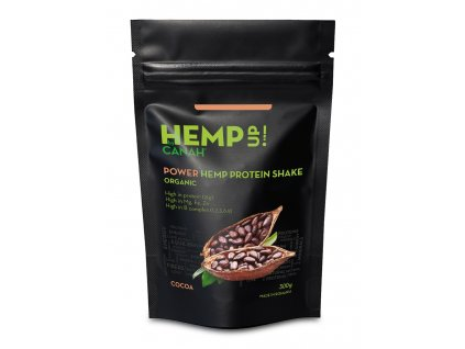 HEMP UP! Proteinový POWER shake KAKAO