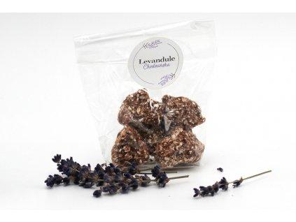 BIO levandulové vločkové kuličky s Levandulí Chodouňskou