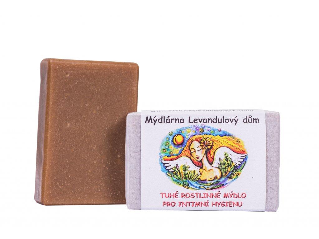 Mýdlo pro intimní hygienu