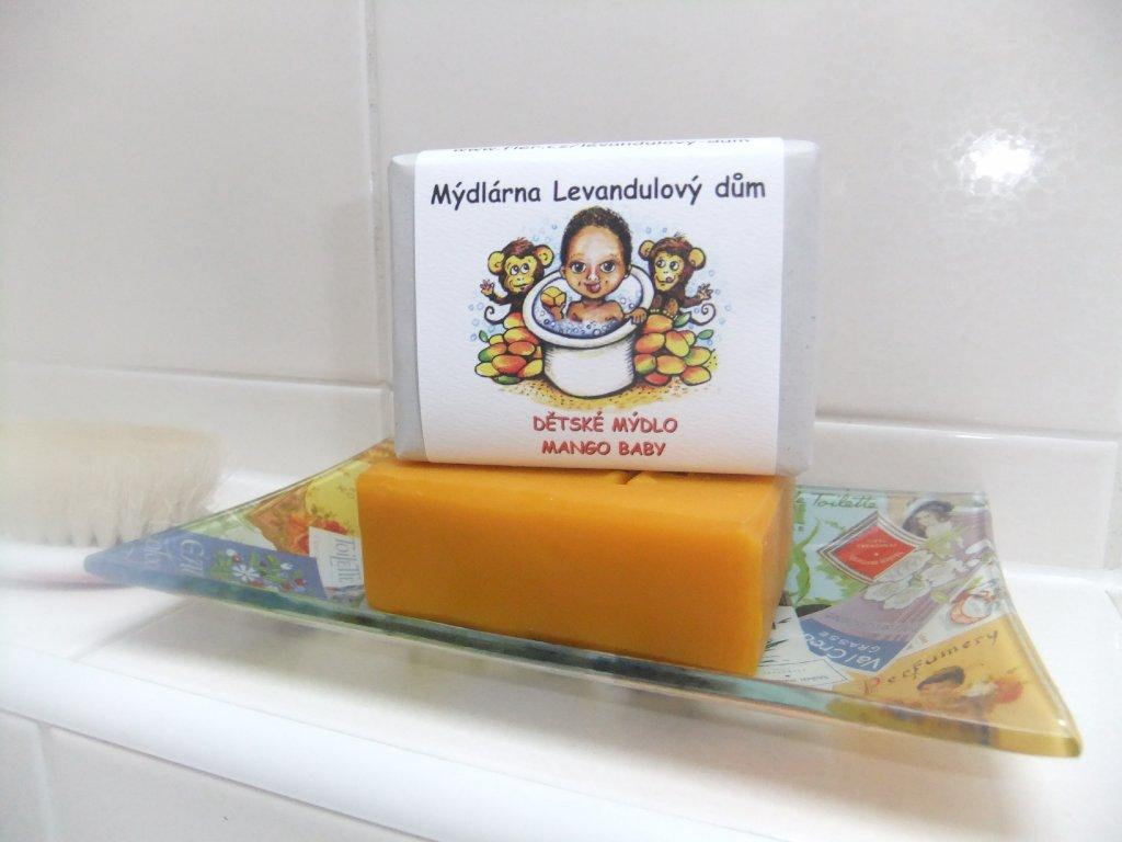 Dětské mýdlo Mango Baby