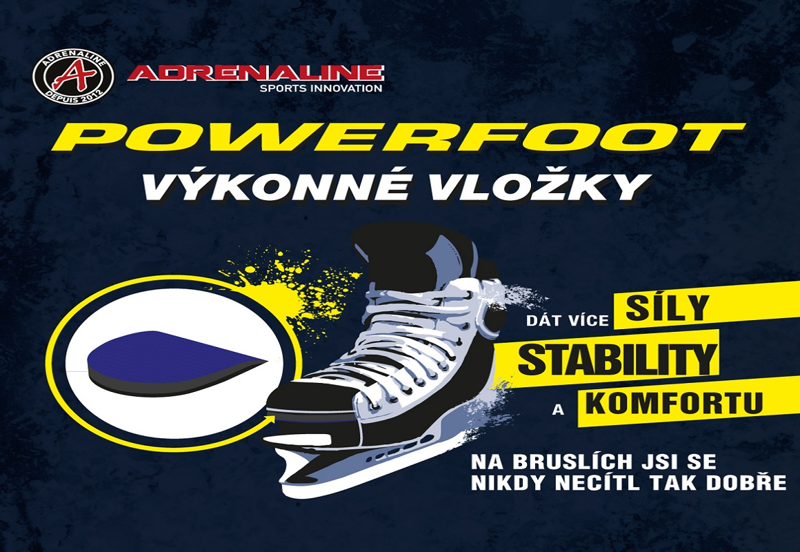 New season Powerfoot