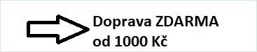 Banner 2-doprava ZDARMA od 1000Kč