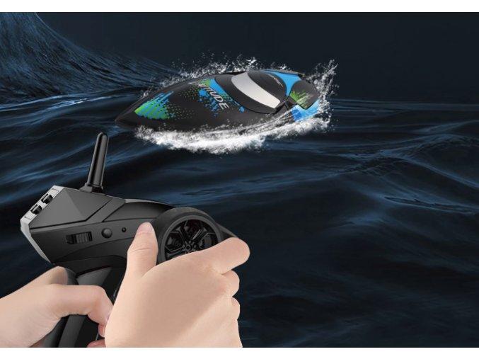 Závodní loď na dálkové ovládání S3
