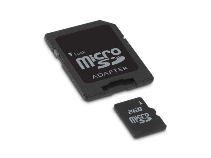 Paměťová karta - Mikro SD - 32 GB