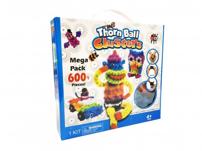 Kreativní sada Thorn ball 600 ks