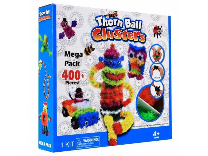 Kreativní sada Thorn ball 400 ks