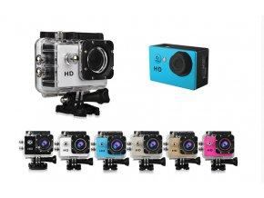 Vodotěsná sportovní kamera Full HD 1080P